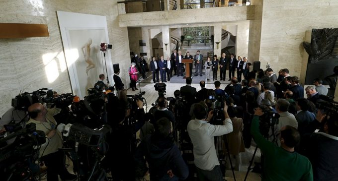 Fate of Russia-Proposed Syrian Draft Constitution Should Be Decided in Geneva