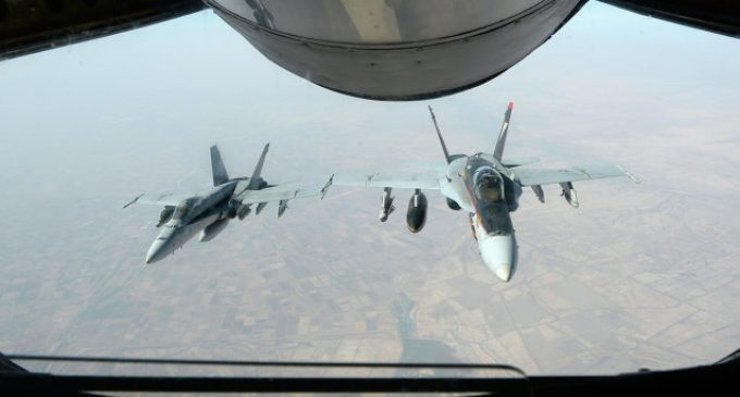 "Strikes? What Strikes? Pentagon ""Forgets"" About 6,000 Airstrikes in Syria, Iraq"