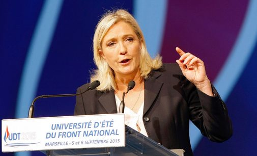 French Jews' Attitude Towards Le Pen Shows Concerns Over Her Agenda Exaggerated