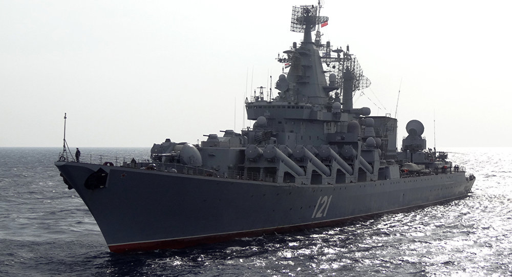 What's Behind Russia Ramping Up its Military Presence in the Mediterranean