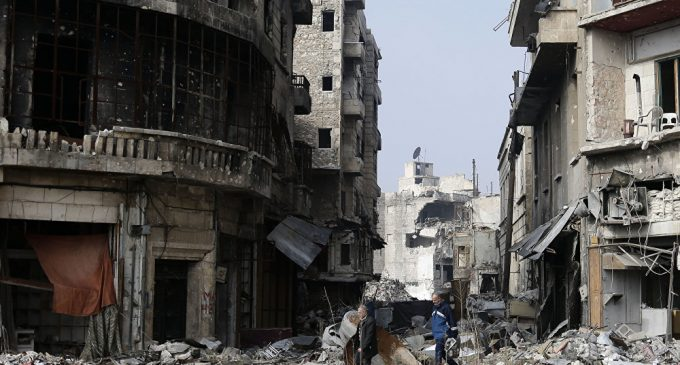 Washington 'Making Every Effort to Push Through Its Plan of Splitting up Syria'