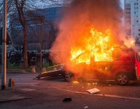 Paris Riots Could Color France's Presidential Election if Violence Persists