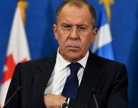 'Mr. No' Lavrov, a Bulldozer That Made Clinton Hysterical
