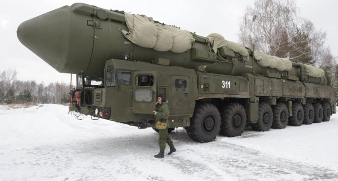 Russian Missile Division in Siberia Will Be Armed With Yars ICBMs in 2017
