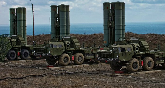 Ankara Not to Integrate S-400 System Into NATO Missile Defense System