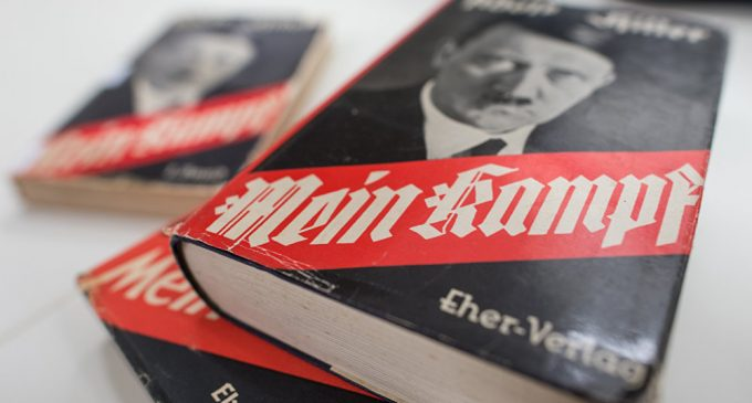 Blood Money: Czech Publishing House Sells Hitler T-Shirts, Mugs