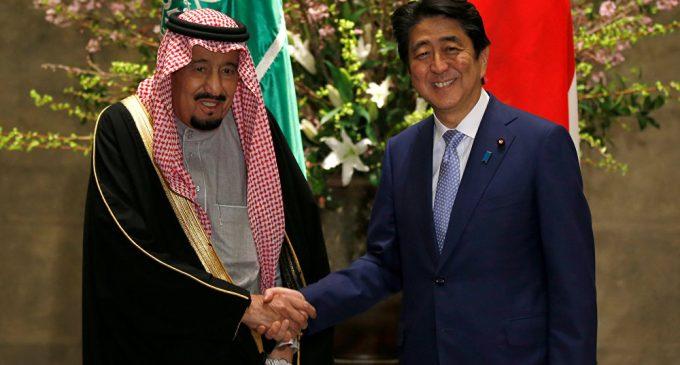 Japan-Saudi Arabia Cooperation Indicates De-Globalization Trend in World Economy