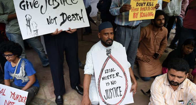 Should Death Penalty Stay or Should It Be Struck Down: India Asks States