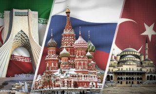Стратегическое партнерство Москва-Анкара-Тегеран — гарантия мира на Ближнем Востоке
