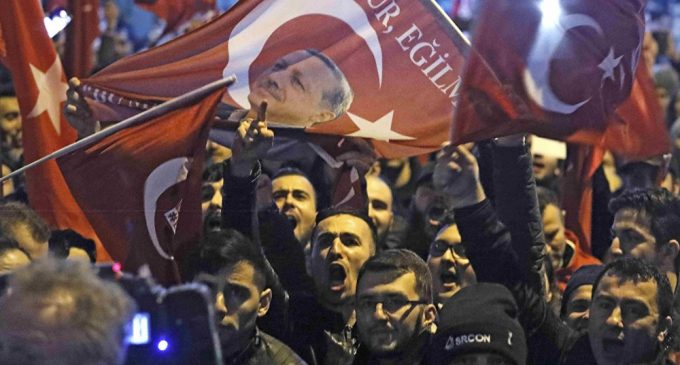 What's Behind Erdogan Accusing European Countries of 'Fascism'