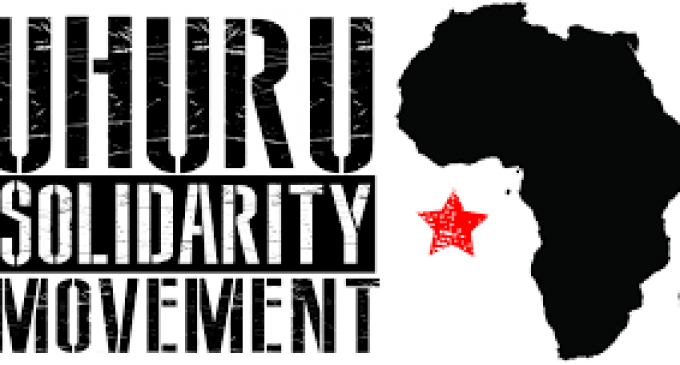 The Uhuru Movement expresses its sorrow at the terrorist attack in St. Petersburg