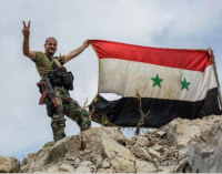 Syrians have found the button that will stop the war