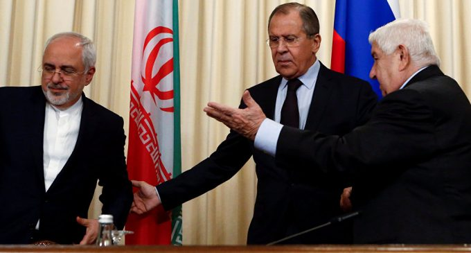 Syrian War: Russia, Iran Stand Against Washington's 'Great Middle East Project'