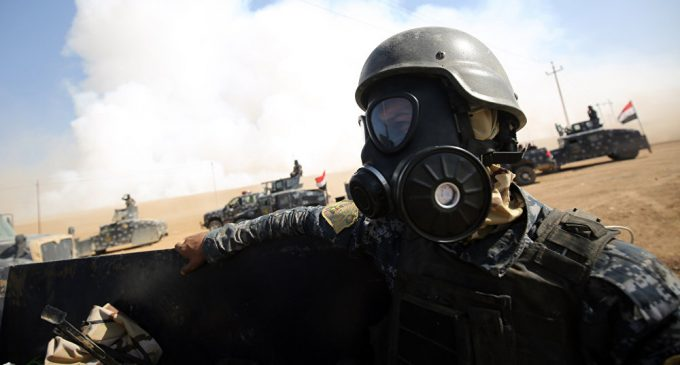 Mosul Gas Attack: US Army Not Ready for Daesh Chemical Guerilla Warfare in Iraq