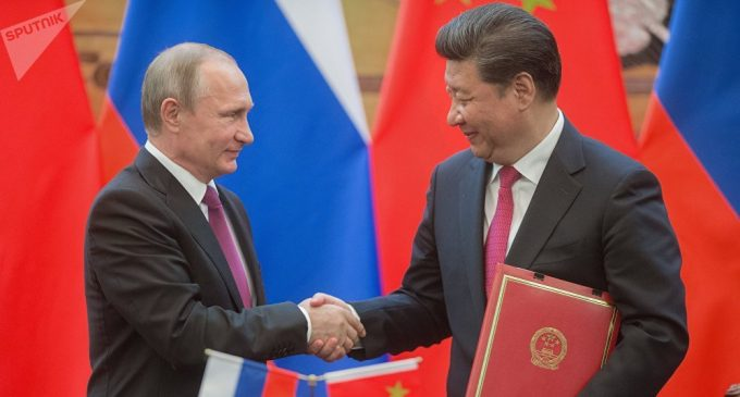 Chinese-Russian 'Strategic Partnership Taking Shape of an Alliance'