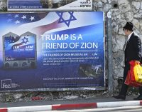 Trump Can't Catch a Break: Israeli Lawmaker Outraged by Accurate Map