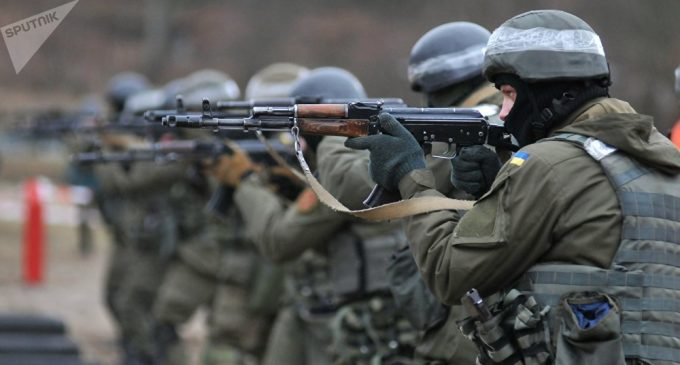 A Lousy Shot: Ukrainian Army Complains About US-Made Shoddy Cartridges