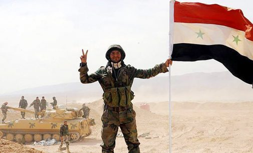 Russian MoD Says Deir ez-Zor is Syrian Army's Most Important Victory