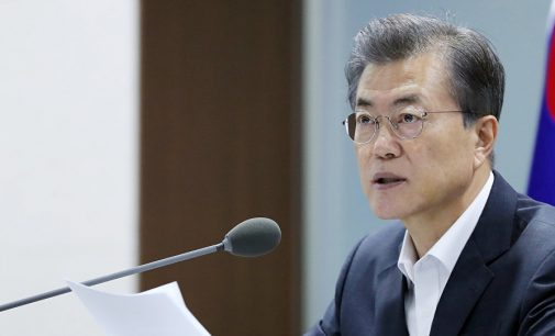 South Korean President Threatens to Destroy North Korea