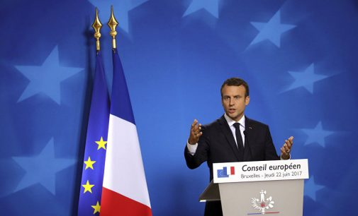 Going It Alone: Macron Calls on Europe to Solve Debt Crises Without IMF Help