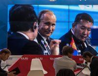 Putin Suggests Tillerson Fell Into 'Bad Company' in Washington