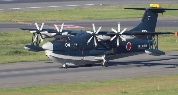 Japan Makes No Headway in Convincing India to Buy Its Amphibious Aircraft