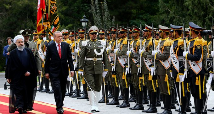 Strategic Alliance or Temporary Amity? What Erdogan's Trip to Iran May Signify