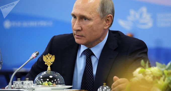 Putin Hopes Russia-US Ties Will Improve Due to Shared Interests