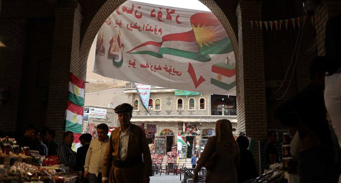 Erbil Proposes Baghdad to 'Freeze' Results of Independence Referendum
