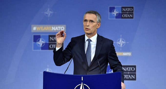 NATO Boss Courting Finland by 'Friends-With-Benefits' Arrangement