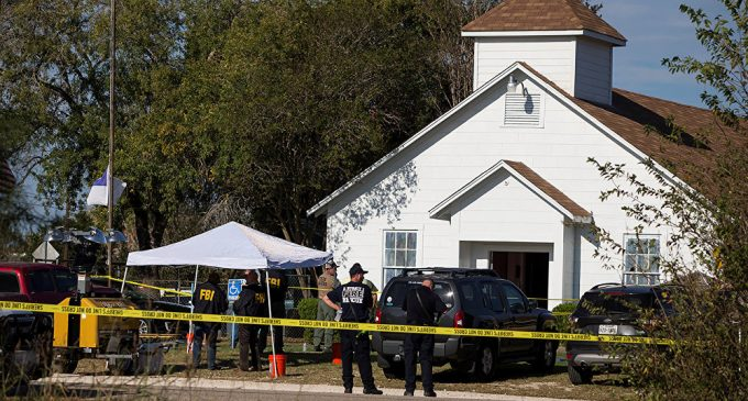 US Air Force Didn't Notify FBI of Texas Church Shooter's Criminal History