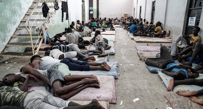 EU, African Leaders Unite to Combat Human Trafficking in Libya