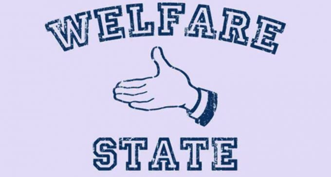 Rise and Decline of the Welfare State in America