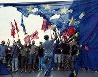 EU, IMF Impose Most Anti-Union Legislation In Europe on Greece