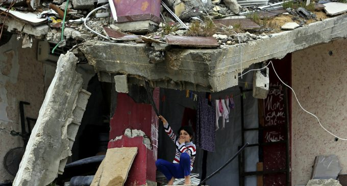 Ghada: How Israel Forced a 14-Year-Old Girl, Alone at Night, Into the Gaza Cage