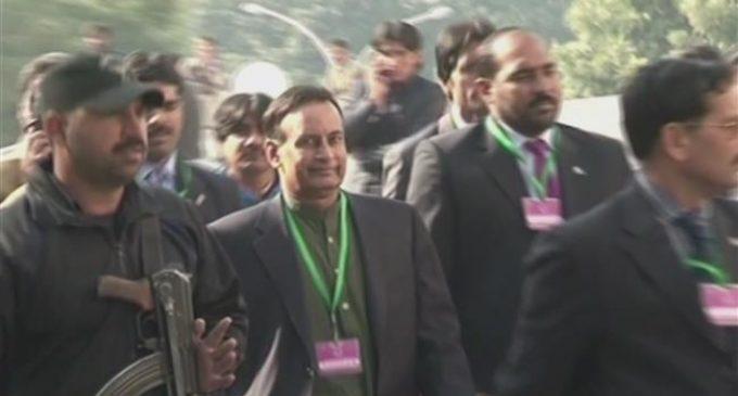 Pakistan's Supreme Court reopens case against fmr. U.S. ambassador