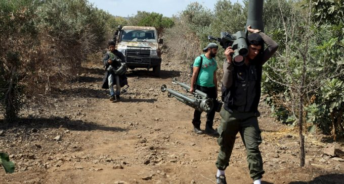 How Did al Qaeda In Syria End Up With Anti-Aircraft Missiles?