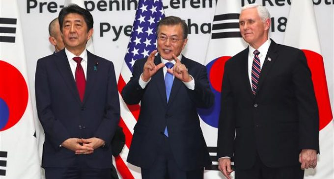 Winter Olympics challenged with US-North Korea tensions