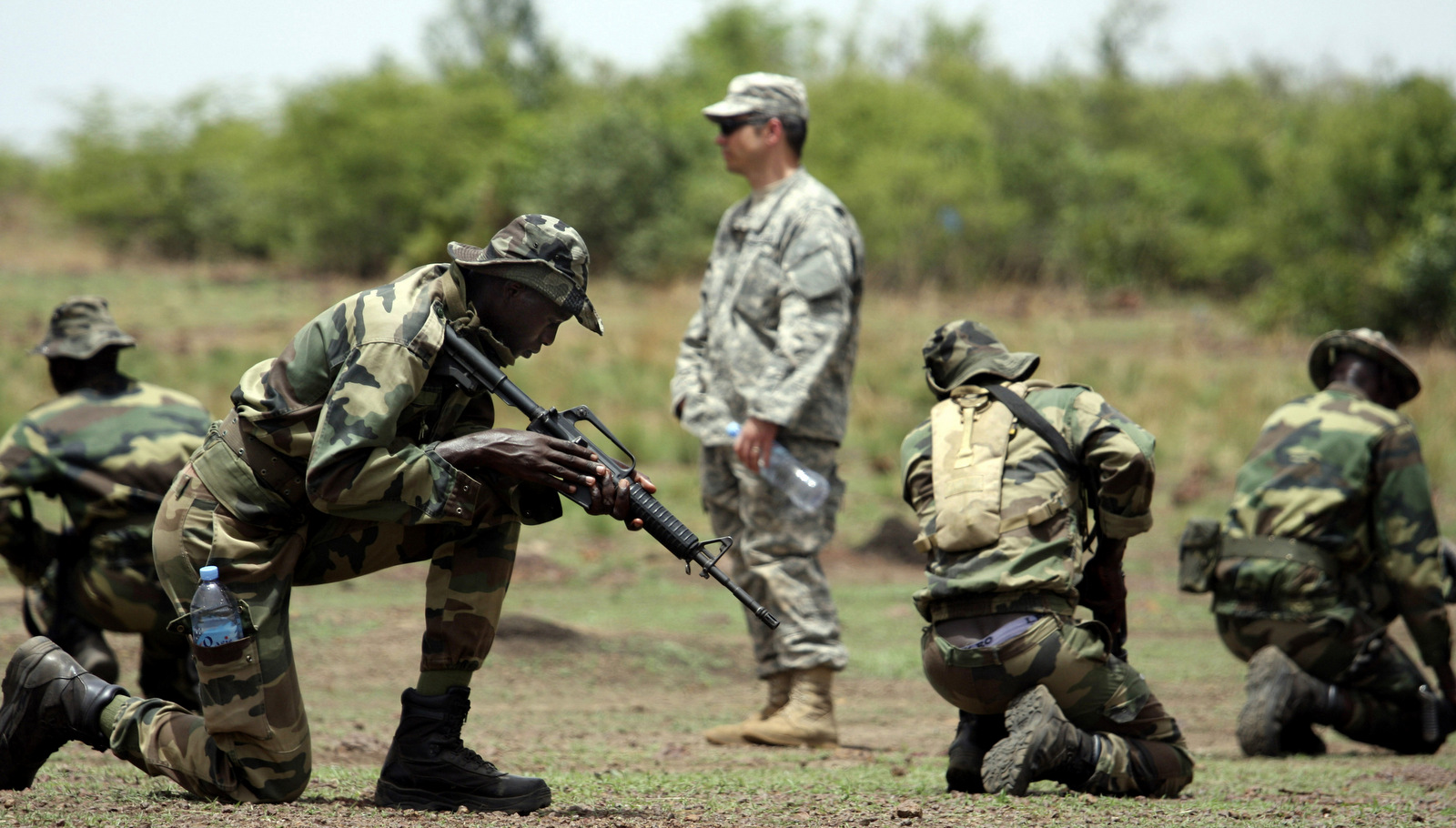 America's Drug Wars in Africa: Missing Money, and a Phantom $500 Million