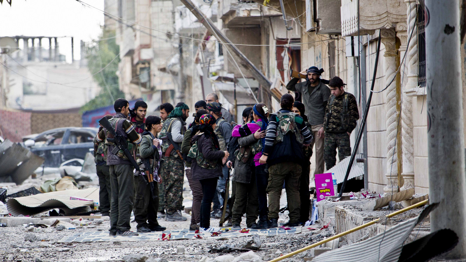 Kurds in Conflict-Ridden Northeastern Syria Turn to Kidnapping, Conscription, ISIS-like Tactics