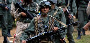 18 killed as Venezuela army takes control of wildcat mine