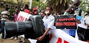 Media blackout sign of darker times for Kenya's fledgling democracy