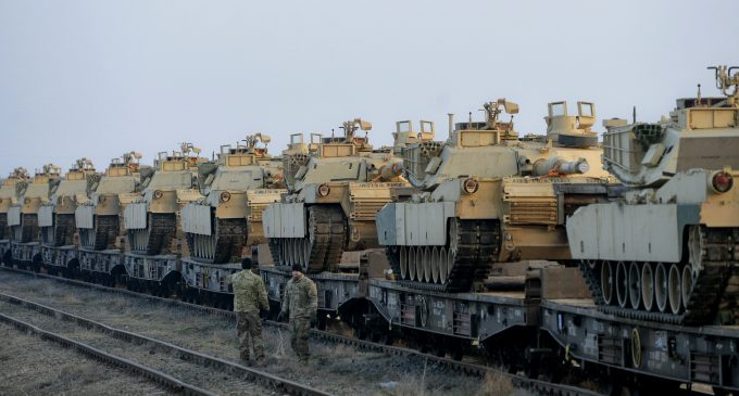 Military Spending Is Already Bankrupting America