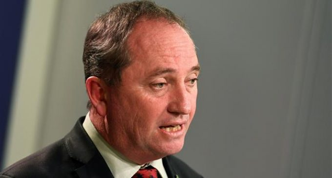 Australia deputy PM narrowly survives vote at parliament