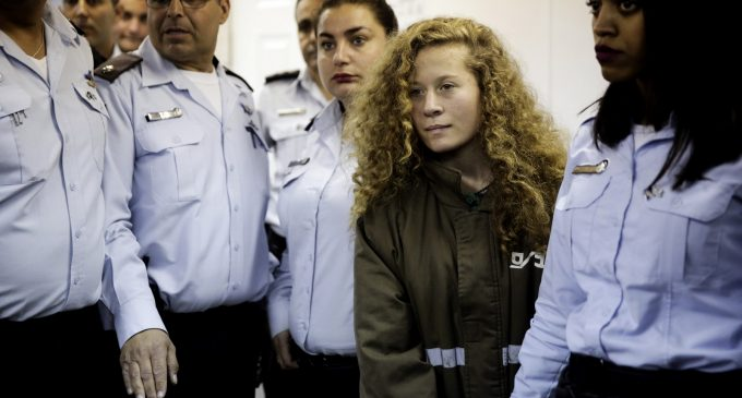 Rosario Dawson, Angela Davis, Cornel West Among 27 US Figures Calling for Release of Ahed Tamimi