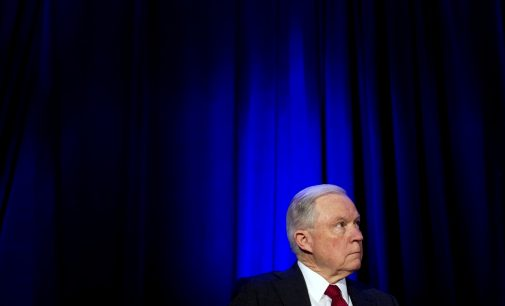"Jeff Sessions' Dog Whistle to White Supremacy: Sheriffs Guard Our ""Anglo-American Heritage"""