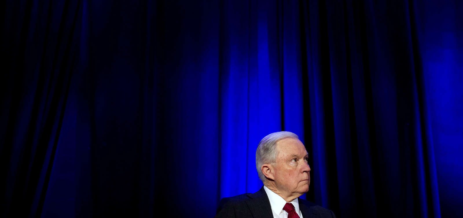 """Jeff Sessions' Dog Whistle to White Supremacy: Sheriffs Guard Our """"Anglo-American Heritage"""""""