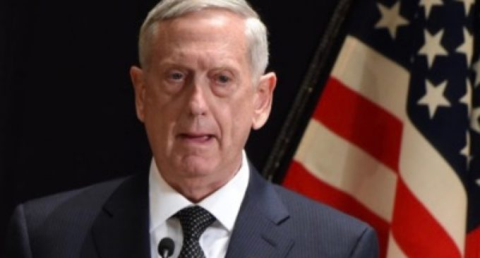 US Defense Secretary, General Mattis, acknowledges that Syria had never used chemical weapons