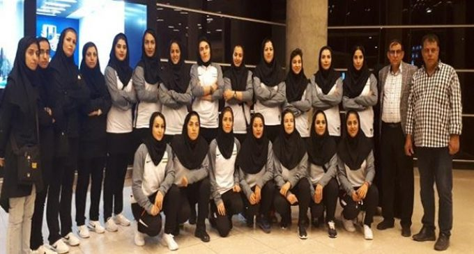 Iran beats Lebanon for 2nd win at 2018 West Asian Women's Handball Championship