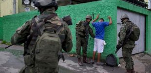 Brazilian military takes over Rio security after carnival violence